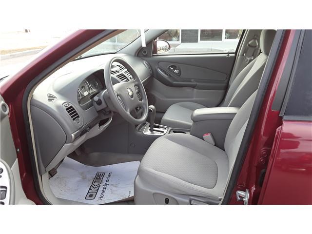 2006 Chevrolet Malibu LT (Stk: P230) in Brandon - Image 10 of 12