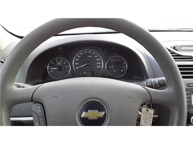 2006 Chevrolet Malibu LT (Stk: P230) in Brandon - Image 8 of 12