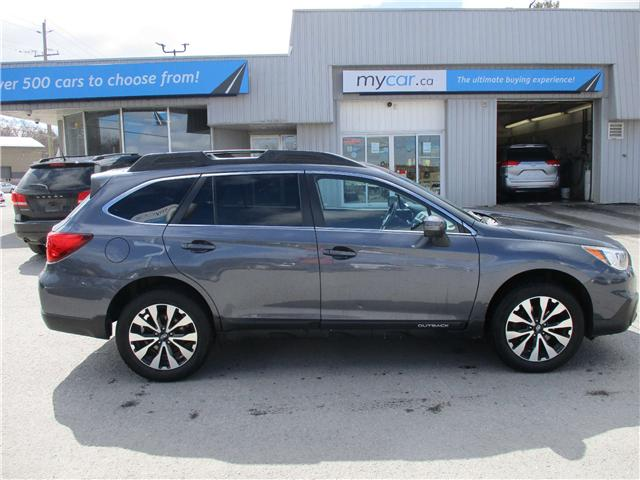 2016 Subaru Outback 2.5i Limited Package (Stk: 190389) in Richmond - Image 2 of 14