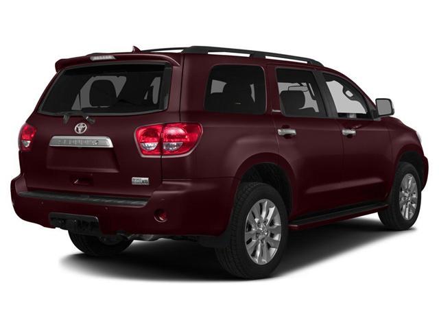 2015 Toyota Sequoia Platinum 5.7L V8 (Stk: 2831) in Cochrane - Image 3 of 10