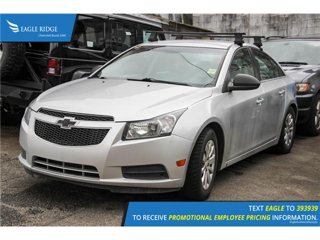 2011 Chevrolet Cruze LS (Stk: 119616) in Coquitlam - Image 1 of 3