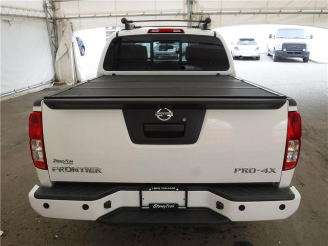 2018 Nissan Frontier PRO-4X (Stk: ST1670) in Calgary - Image 7 of 25