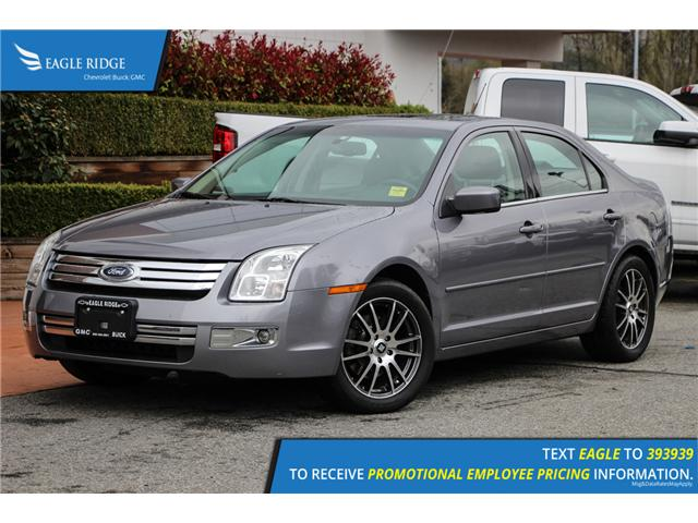 2007 Ford Fusion SEL (Stk: 070083) in Coquitlam - Image 1 of 15