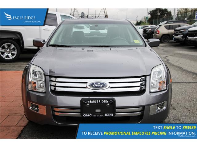 2007 Ford Fusion SEL (Stk: 070083) in Coquitlam - Image 2 of 15