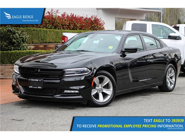 2017 Dodge Charger SXT (Stk: 179076) in Coquitlam - Image 1 of 15