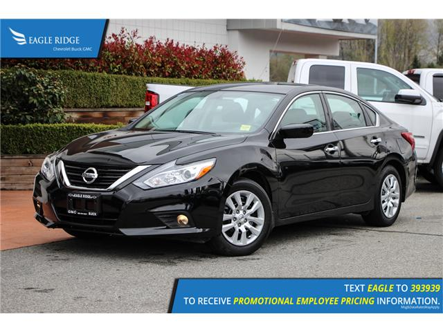 2017 Nissan Altima 2.5 (Stk: 179458) in Coquitlam - Image 1 of 14