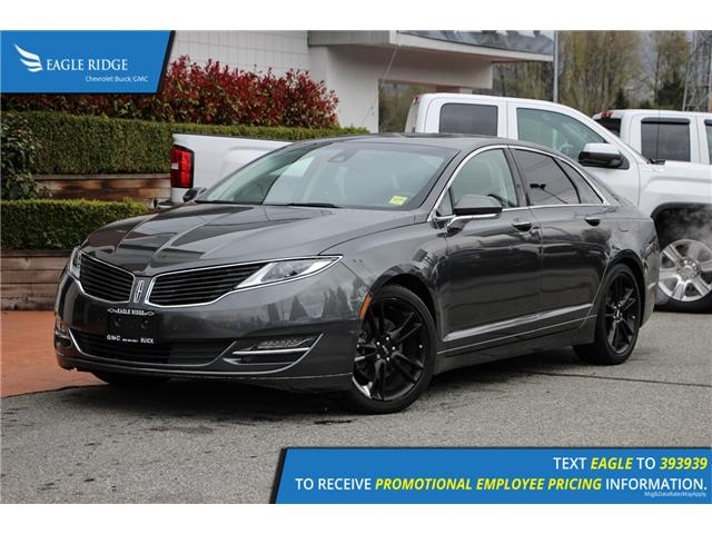 2016 Lincoln MKZ Base (Stk: 169371) in Coquitlam - Image 1 of 16