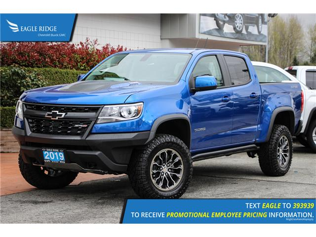 2019 Chevrolet Colorado ZR2 (Stk: 96037A) in Coquitlam - Image 1 of 18