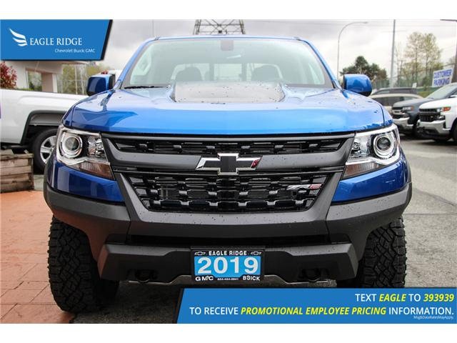 2019 Chevrolet Colorado ZR2 (Stk: 96037A) in Coquitlam - Image 2 of 18
