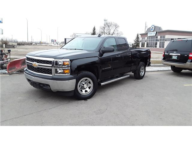 2015 Chevrolet Silverado 1500 LS (Stk: C002) in Brandon - Image 1 of 11