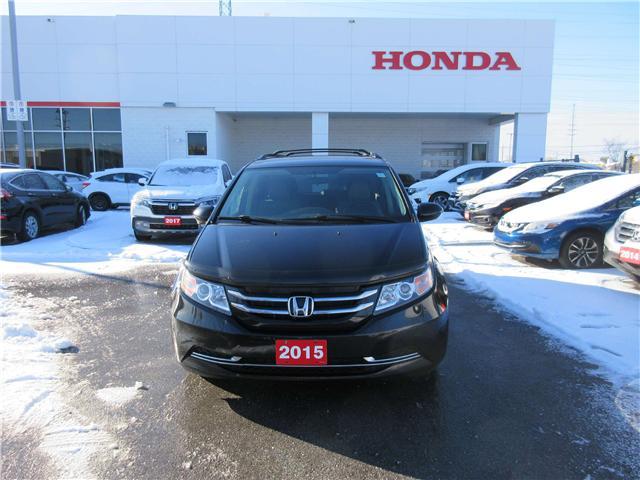 2015 Honda Odyssey EX (Stk: 26725L) in Ottawa - Image 2 of 11
