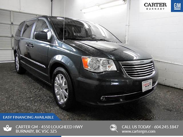 2013 Chrysler Town & Country Touring (Stk: P9-57661) in Burnaby - Image 1 of 24