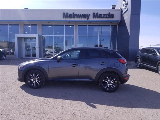 2018 Mazda CX-3 GT (Stk: M18147A) in Saskatoon - Image 1 of 22