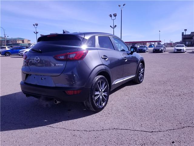 2018 Mazda CX-3 GT (Stk: M18147A) in Saskatoon - Image 4 of 22