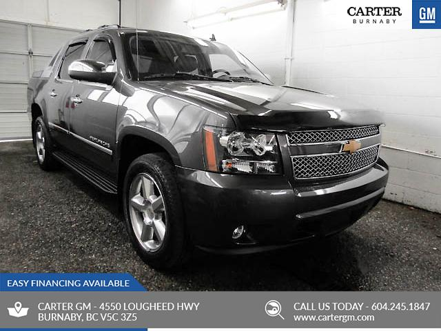 2011 Chevrolet Avalanche 1500 LTZ (Stk: 89-95931) in Burnaby - Image 1 of 25