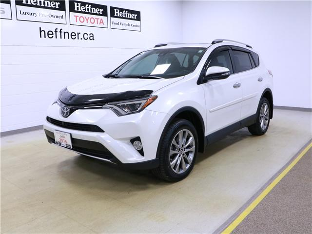 2016 Toyota RAV4 Limited (Stk: 195253) in Kitchener - Image 1 of 30