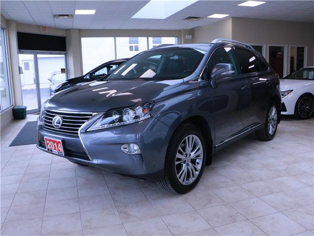 2014 Lexus RX 350 Base (Stk: 197067) in Kitchener - Image 1 of 28