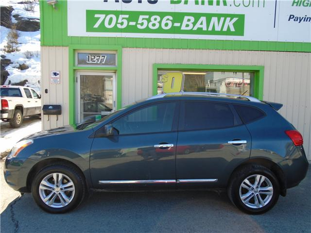 2012 Nissan Rogue SV (Stk: ) in Sudbury - Image 1 of 6