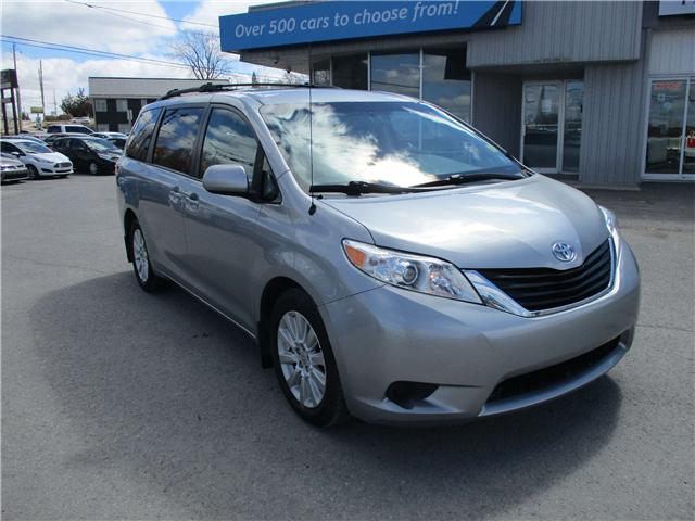 2013 Toyota Sienna LE 7 Passenger (Stk: 190308) in Kingston - Image 1 of 13
