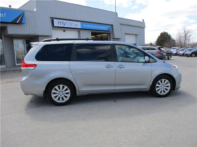 2013 Toyota Sienna LE 7 Passenger (Stk: 190308) in Kingston - Image 2 of 13