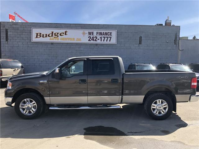 Marvelous 2008 Ford F 150 Xlt Power Sunroof Power Seat 4X4 At 10995 Machost Co Dining Chair Design Ideas Machostcouk