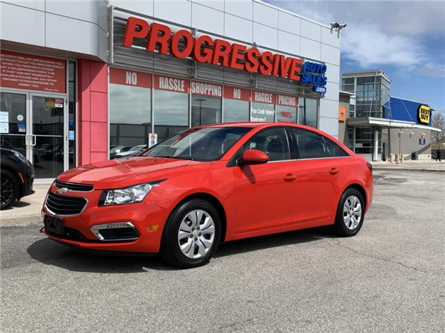 2016 Chevrolet Cruze Limited 1LT (Stk: G7179827) in Sarnia - Image 1 of 19