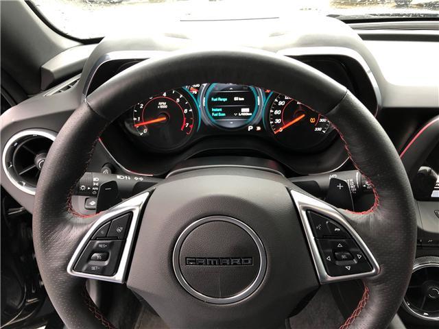 2018 Chevrolet Camaro 2SS (Stk: 18-116301) in Abbotsford - Image 10 of 14