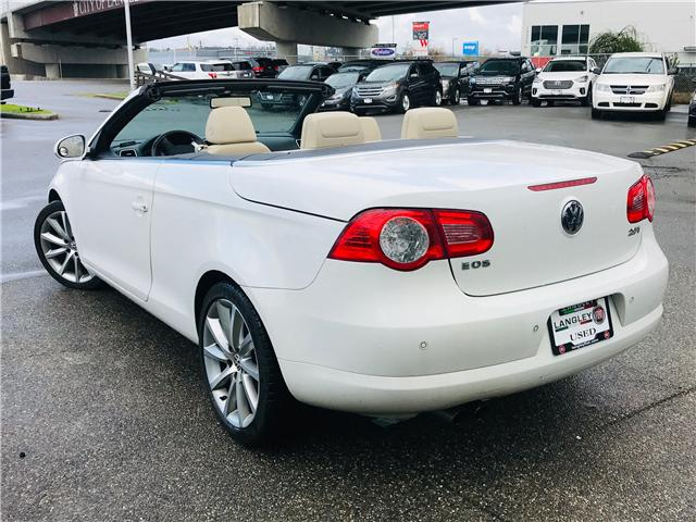 2007 Volkswagen Eos 2.0T (Stk: K590030B) in Surrey - Image 2 of 27