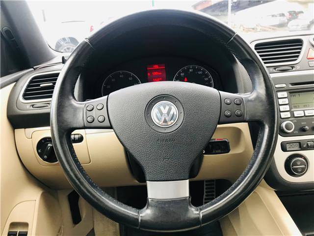 2007 Volkswagen Eos 2.0T (Stk: K590030B) in Surrey - Image 7 of 27
