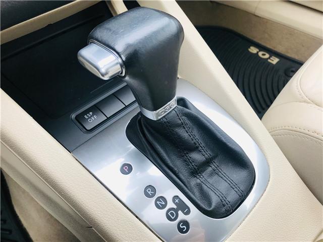 2007 Volkswagen Eos 2.0T (Stk: K590030B) in Surrey - Image 9 of 27