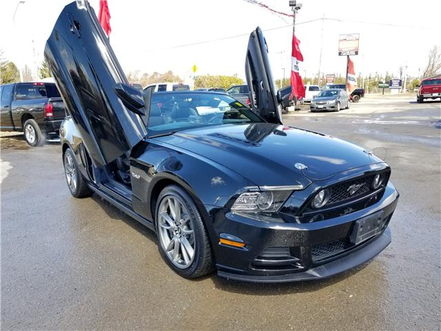 2014 Ford Mustang GT (Stk: ) in Kemptville - Image 1 of 26