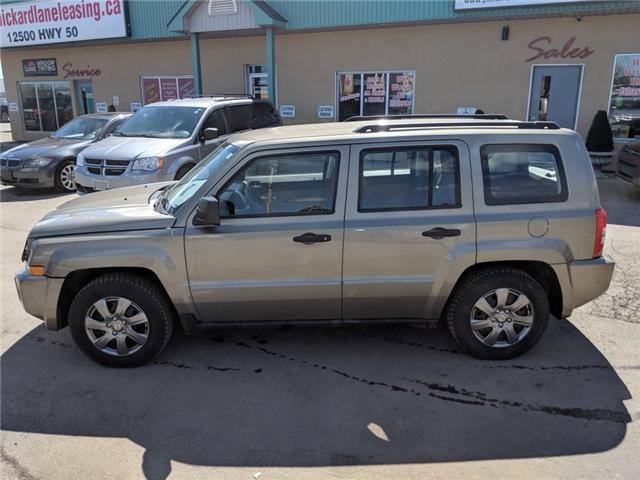 2008 Jeep Patriot Sport/North (Stk: ) in Bolton - Image 2 of 20