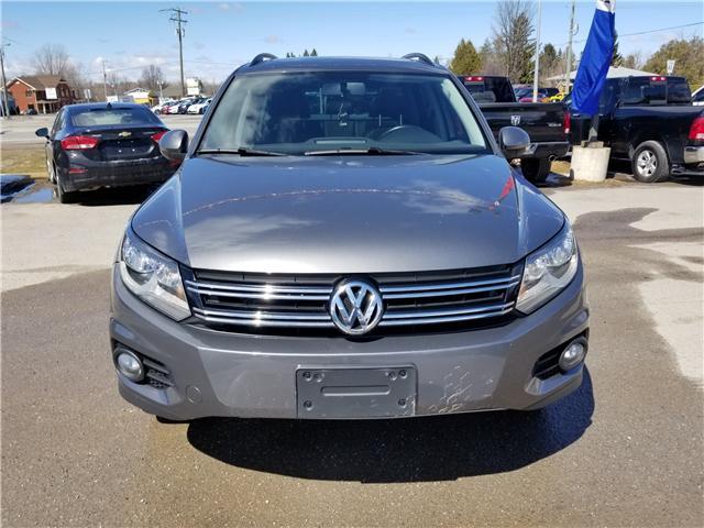 2013 Volkswagen Tiguan 2.0 TSI Comfortline (Stk: ) in Kemptville - Image 2 of 20