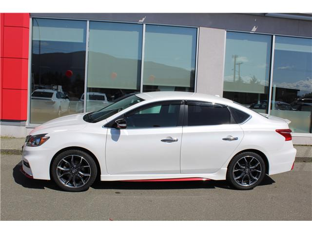 2017 Nissan Sentra Nismo (Stk: P0150A) in Nanaimo - Image 2 of 9