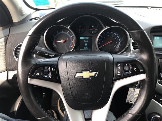 2014 Chevrolet Cruze 1LT (Stk: BP597) in Saskatoon - Image 12 of 16