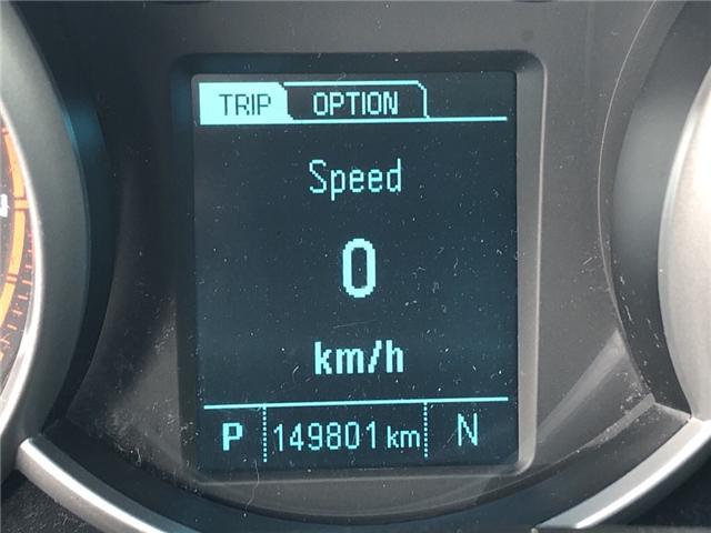 2014 Chevrolet Cruze 1LT (Stk: BP597) in Saskatoon - Image 15 of 16