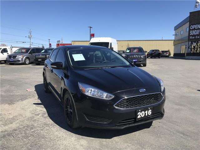 2016 Ford Focus SE (Stk: 19186) in Sudbury - Image 1 of 14