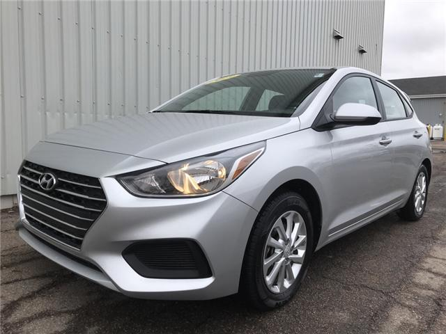 2019 Hyundai Accent Preferred (Stk: U3403) in Charlottetown - Image 1 of 18