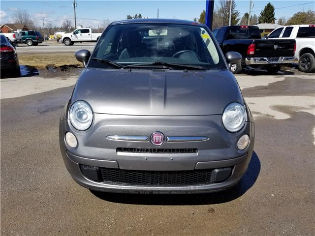 2012 Fiat 500 Pop (Stk: ) in Kemptville - Image 2 of 14