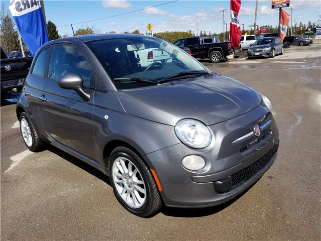 2012 Fiat 500 Pop (Stk: ) in Kemptville - Image 1 of 14