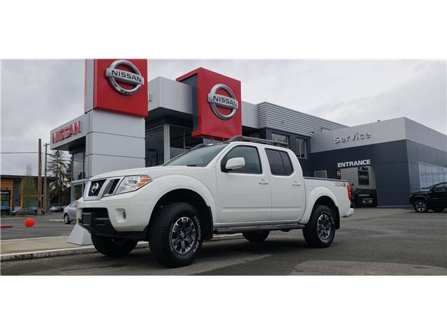 2017 Nissan Frontier PRO-4X (Stk: 9F1517A) in Duncan - Image 1 of 3