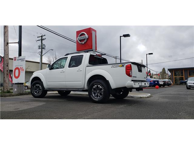 2017 Nissan Frontier PRO-4X (Stk: 9F1517A) in Duncan - Image 2 of 3