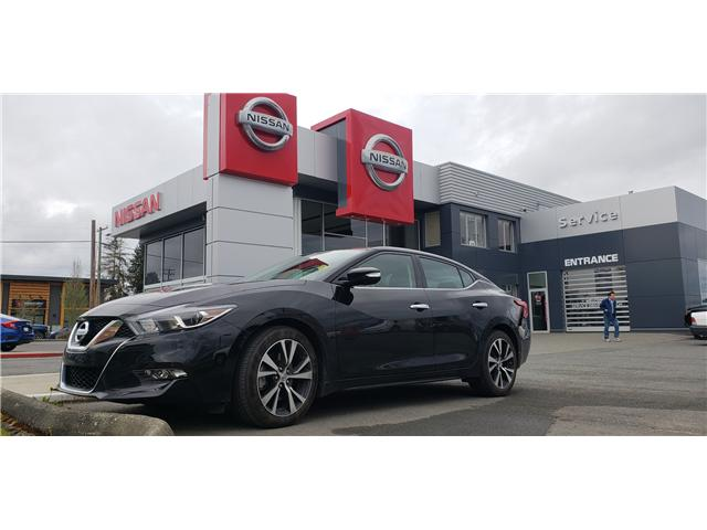 2018 Nissan Maxima  (Stk: 8R7311A) in Duncan - Image 1 of 4