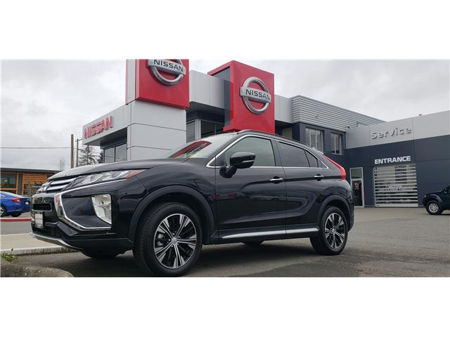 2019 Mitsubishi Eclipse Cross GT (Stk: 8M4723A) in Duncan - Image 1 of 3