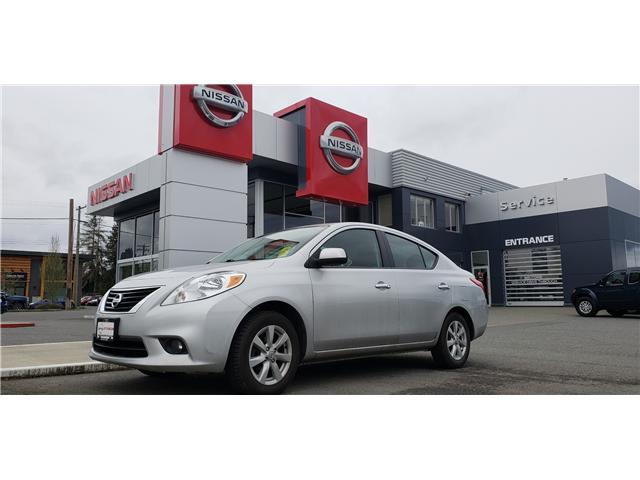 2012 Nissan Versa  (Stk: P0051) in Duncan - Image 1 of 3