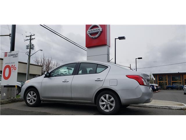 2012 Nissan Versa  (Stk: P0051) in Duncan - Image 2 of 3