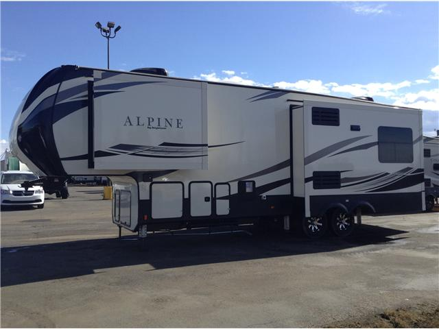 2019 Keystone ALPINE 3020RE (Stk: SR039) in  - Image 1 of 19
