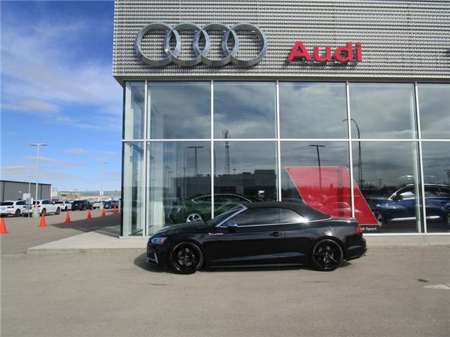 2018 Audi S5 3.0T Technik (Stk: RKS5) in Regina - Image 2 of 28