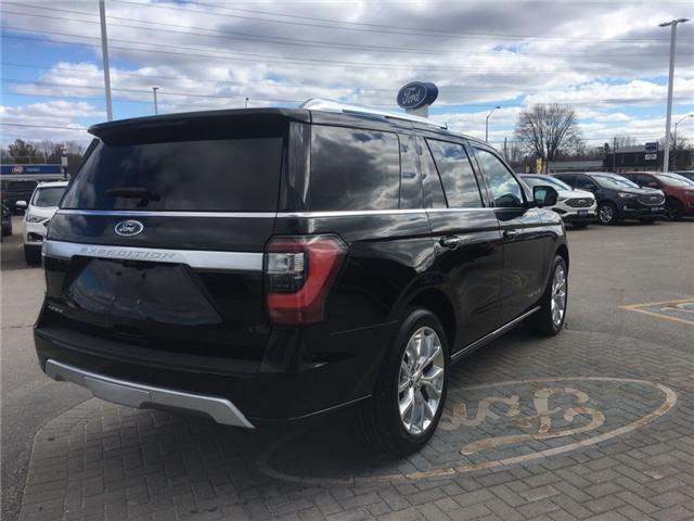 2018 Ford Expedition Platinum (Stk: A6010) in Perth - Image 5 of 13