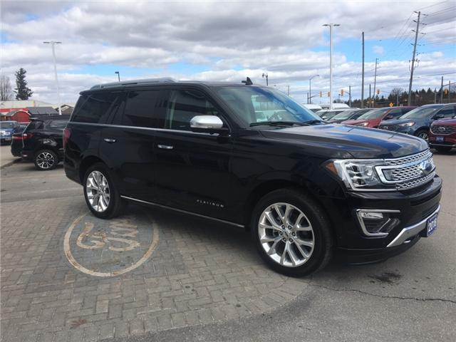 2018 Ford Expedition Platinum (Stk: A6010) in Perth - Image 7 of 13